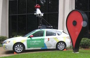 Quand passe Google Street View ?
