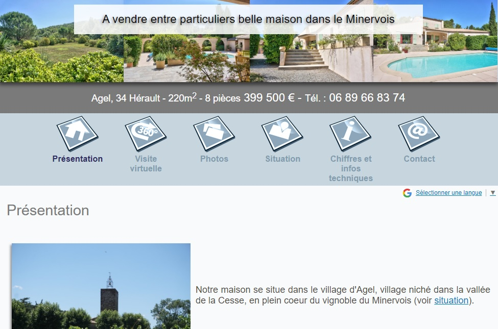visite virtuelle immobilier